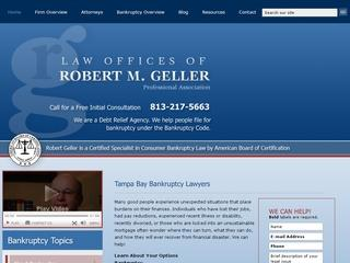 Law Office Of Robert M. Geller