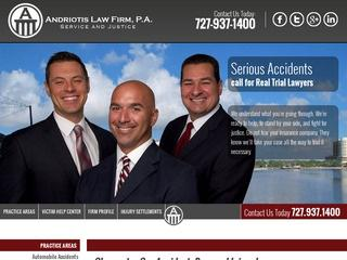 Clearwater Automobile Accident Attorney